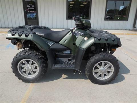 2009 Polaris Sportsman® 550 XP EFI  with EPS in Ames, Iowa