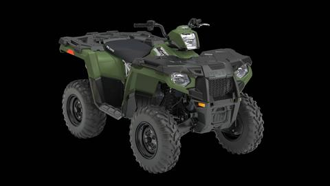 2017 Polaris Sportsman 450 H.O. in Ames, Iowa