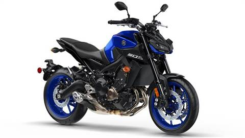 2019 Yamaha MT-09 in Ames, Iowa
