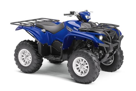 2017 Yamaha Grizzly EPS in Ames, Iowa