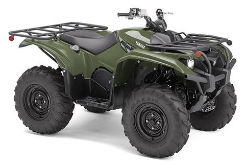 2020 Yamaha Kodiak 700 in Ames, Iowa