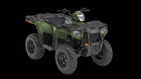 2017 Polaris Sportsman 570 EPS in Ames, Iowa