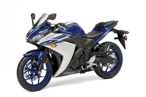 2016 Yamaha YZF-R3 in Ames, Iowa