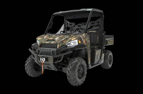 2017 Polaris Ranger XP 1000 EPS Hunter Edition in Ames, Iowa