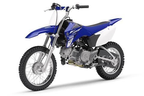 2017 Yamaha TT-R110E in Ames, Iowa