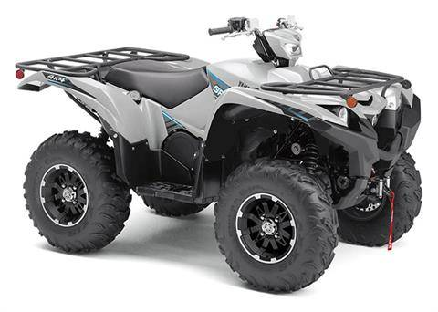 2020 Yamaha Grizzly EPS SE in Ames, Iowa