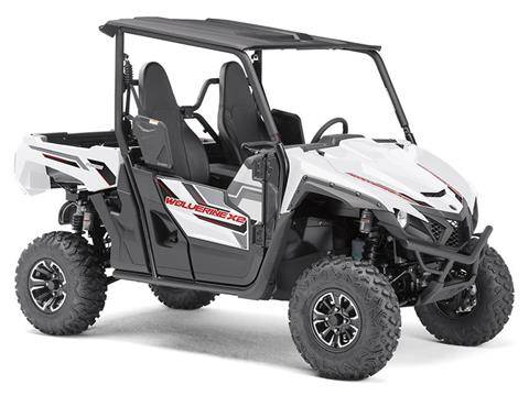 2020 Yamaha Wolverine X2 R-Spec in Ames, Iowa