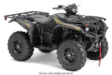 2020 Yamaha Kodiak 700 EPS SE in Ames, Iowa - Photo 1