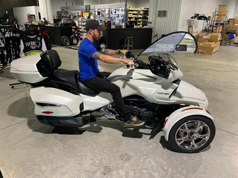 2019 Can-Am Spyder F3 Limited in Cedar Falls, Iowa