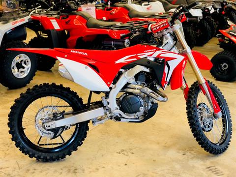 2019 Honda CRF450R in Cedar Falls, Iowa