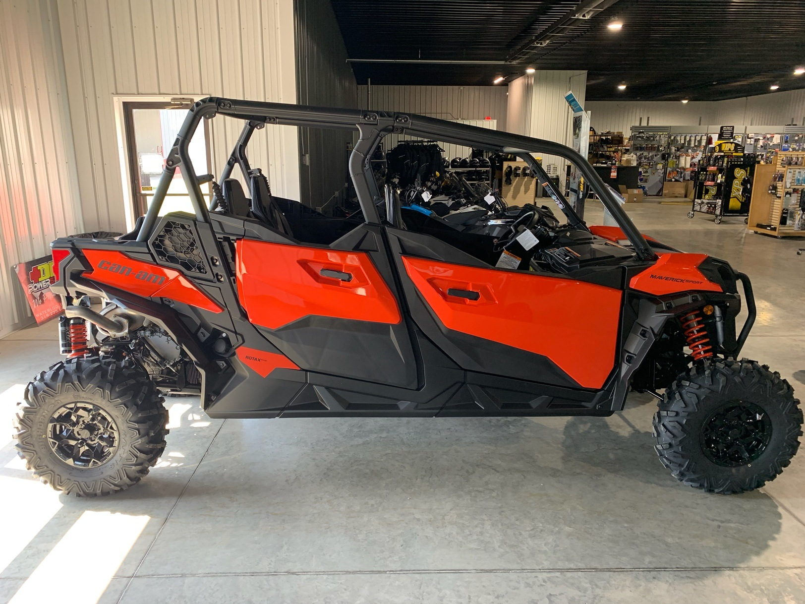 2020 Can-Am Maverick Sport Max DPS 1000R in Cedar Falls, Iowa - Photo 1