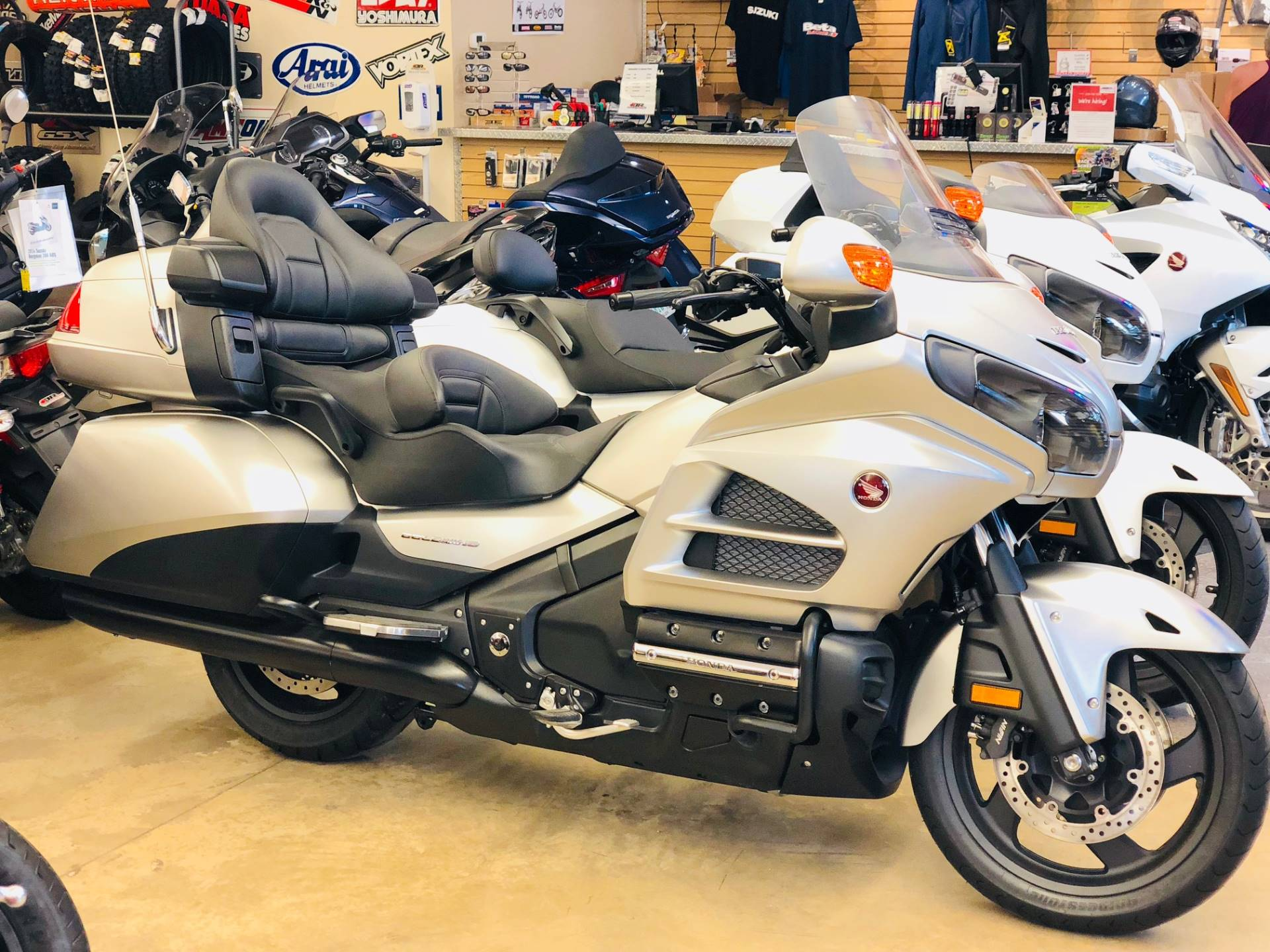 2016 Honda Gold Wing Audio Comfort in Cedar Falls, Iowa