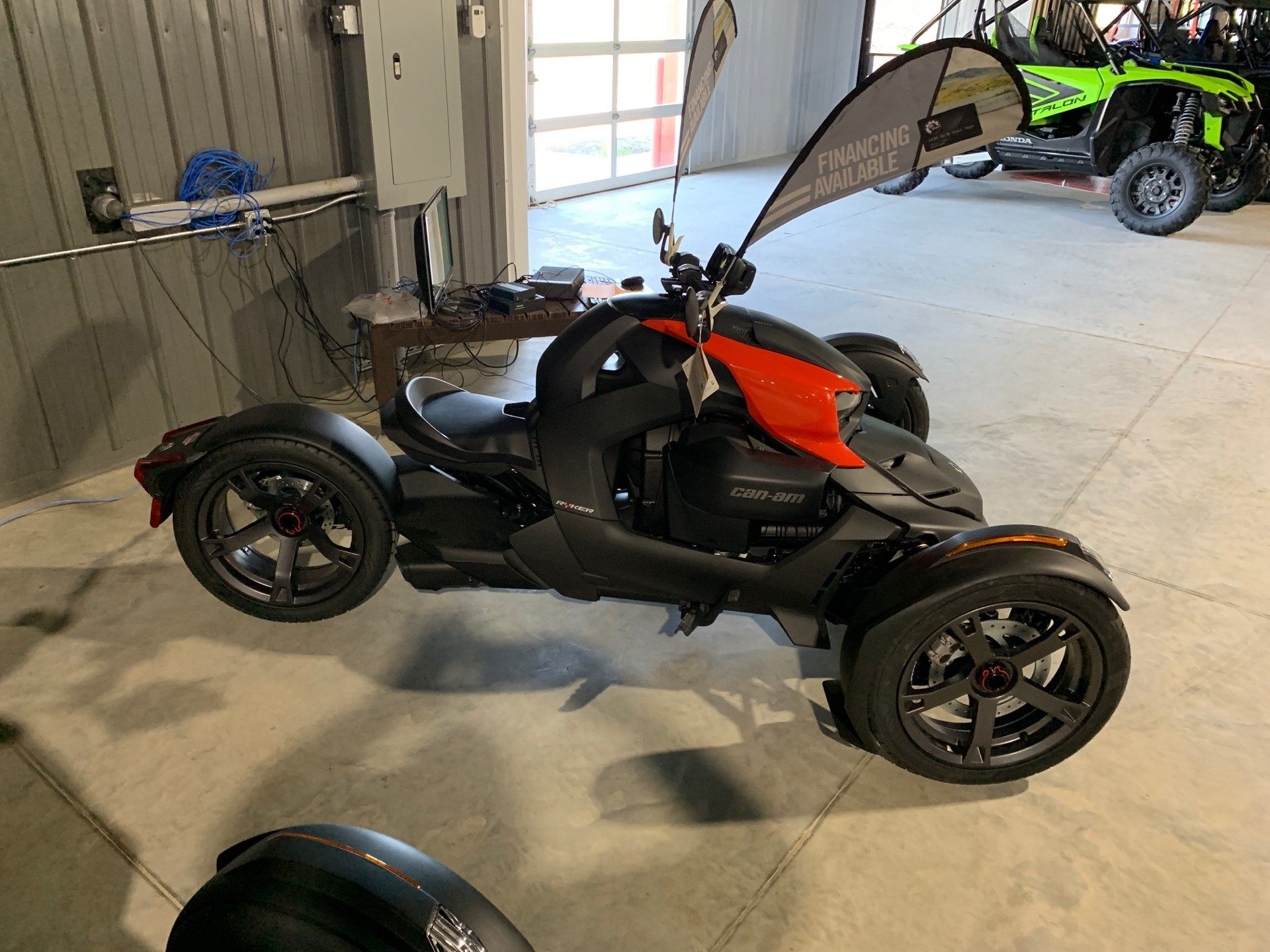 2019 Can-Am Ryker Rally Edition in Cedar Falls, Iowa - Photo 1