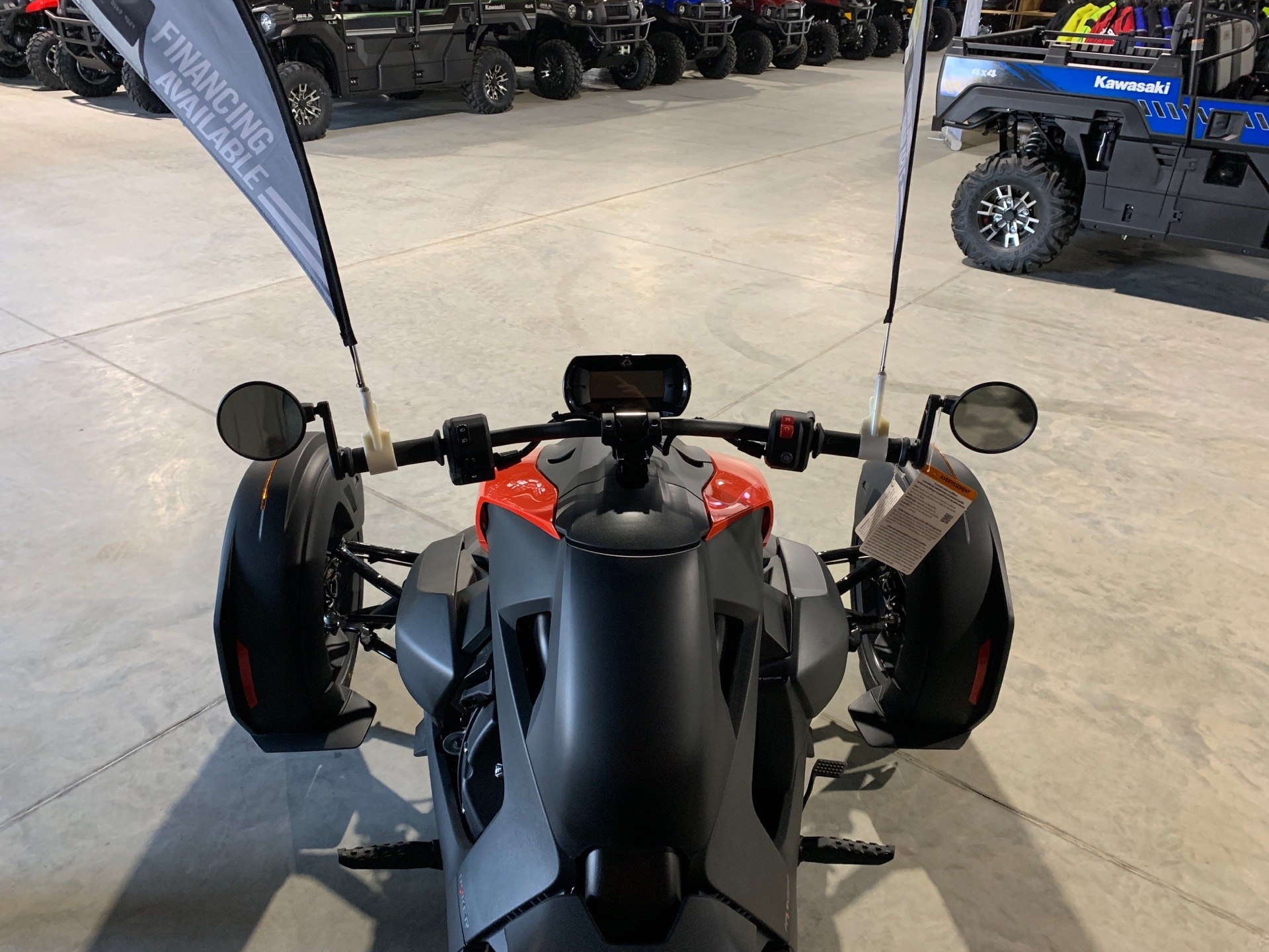 2019 Can-Am Ryker Rally Edition in Cedar Falls, Iowa - Photo 5