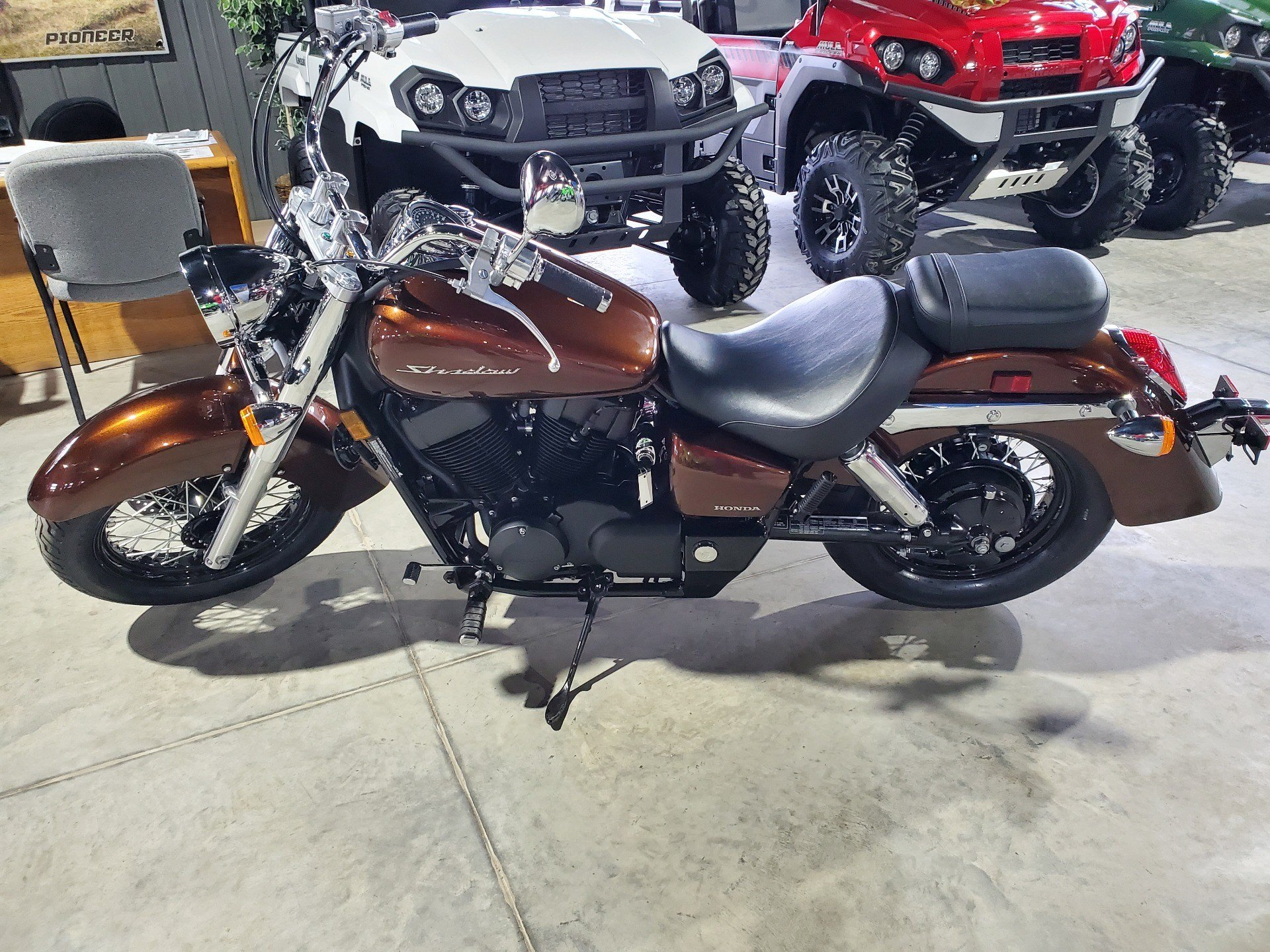 2020 Honda Shadow Aero 750 in Cedar Falls, Iowa - Photo 1