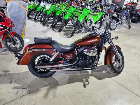 2020 Honda Shadow Aero 750 in Cedar Falls, Iowa - Photo 3