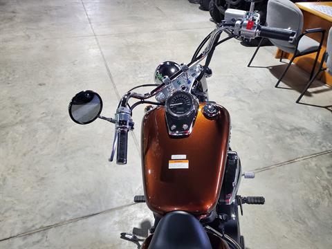 2020 Honda Shadow Aero 750 in Cedar Falls, Iowa - Photo 5