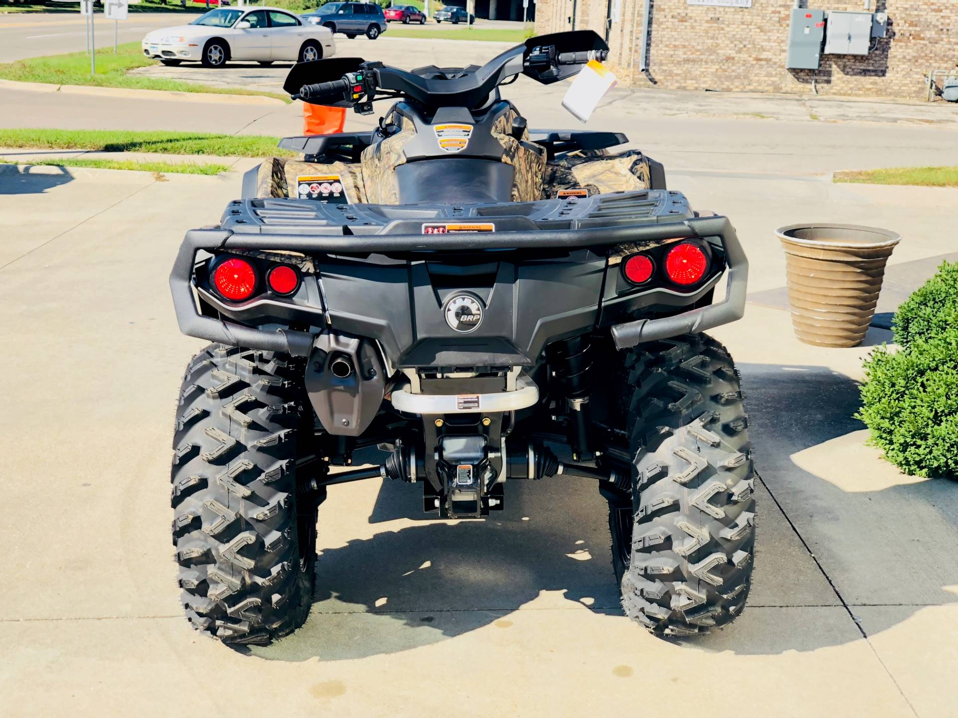 2019 can am outlander xt 650 atvs waterloo iowa can000232. Black Bedroom Furniture Sets. Home Design Ideas