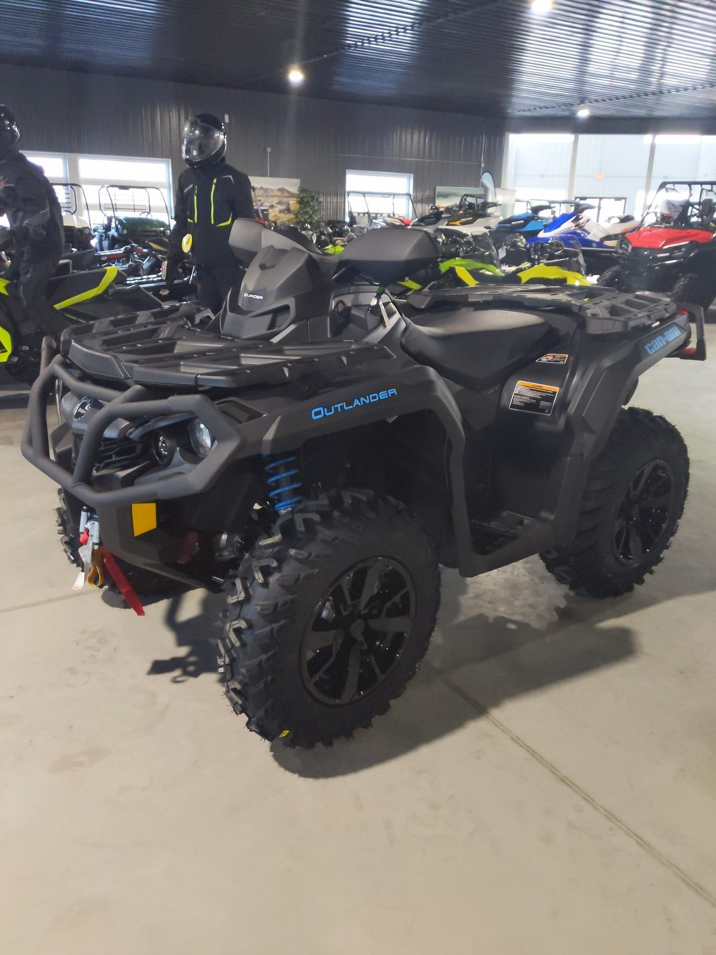 2020 Can-Am Outlander XT 650 in Cedar Falls, Iowa - Photo 4