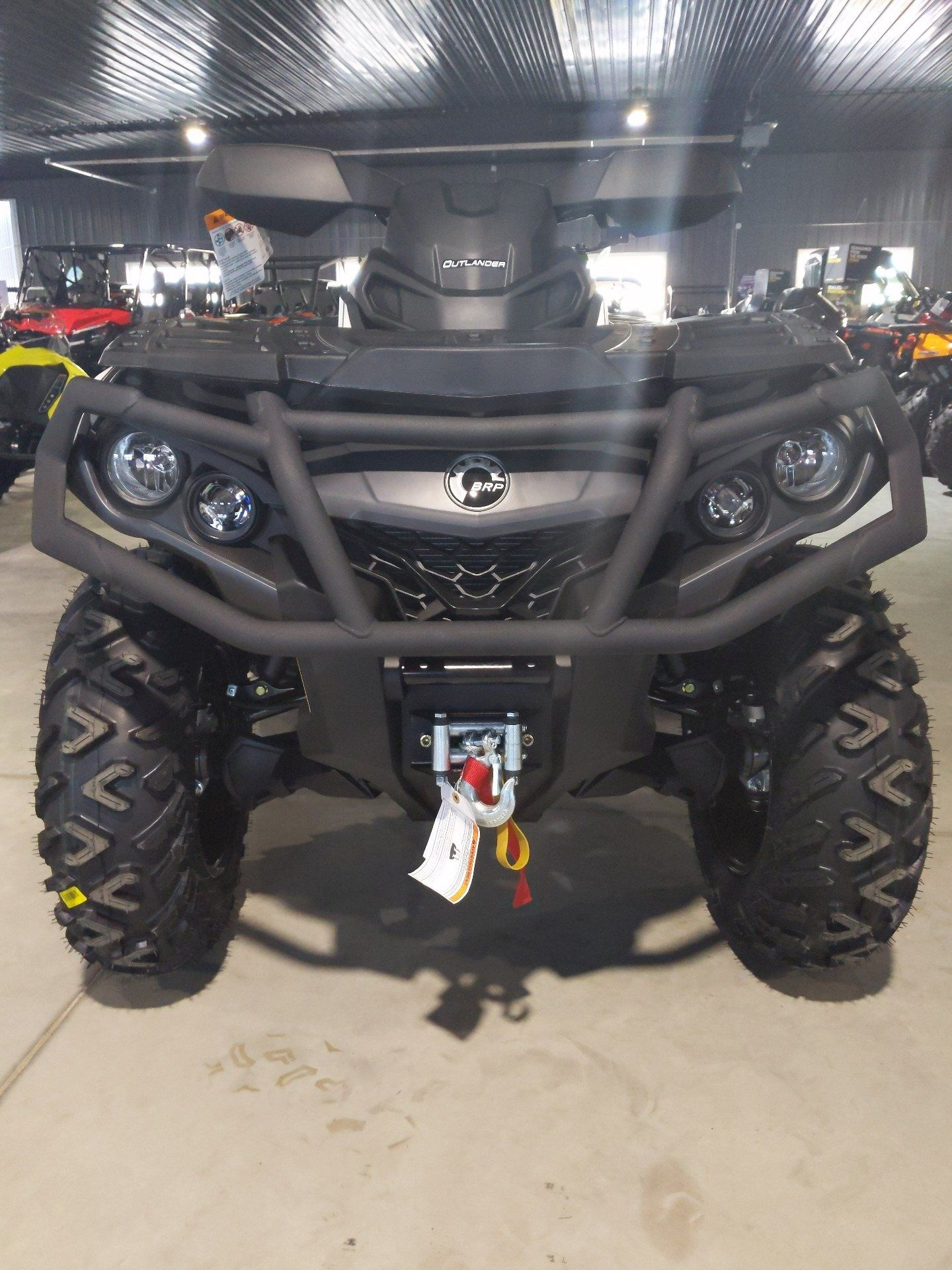 2020 Can-Am Outlander XT 650 in Cedar Falls, Iowa - Photo 5