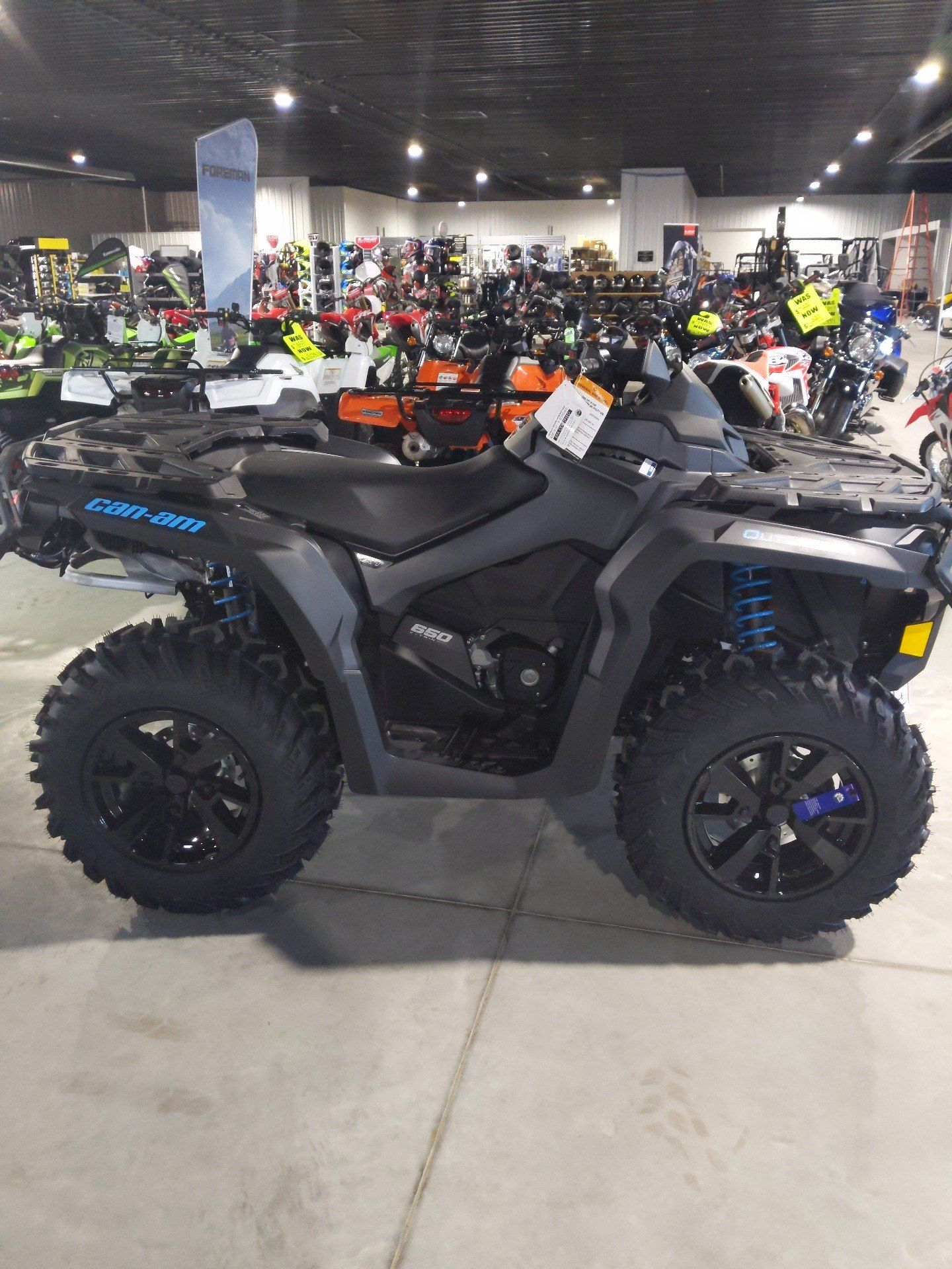 2020 Can-Am Outlander XT 650 in Cedar Falls, Iowa - Photo 6