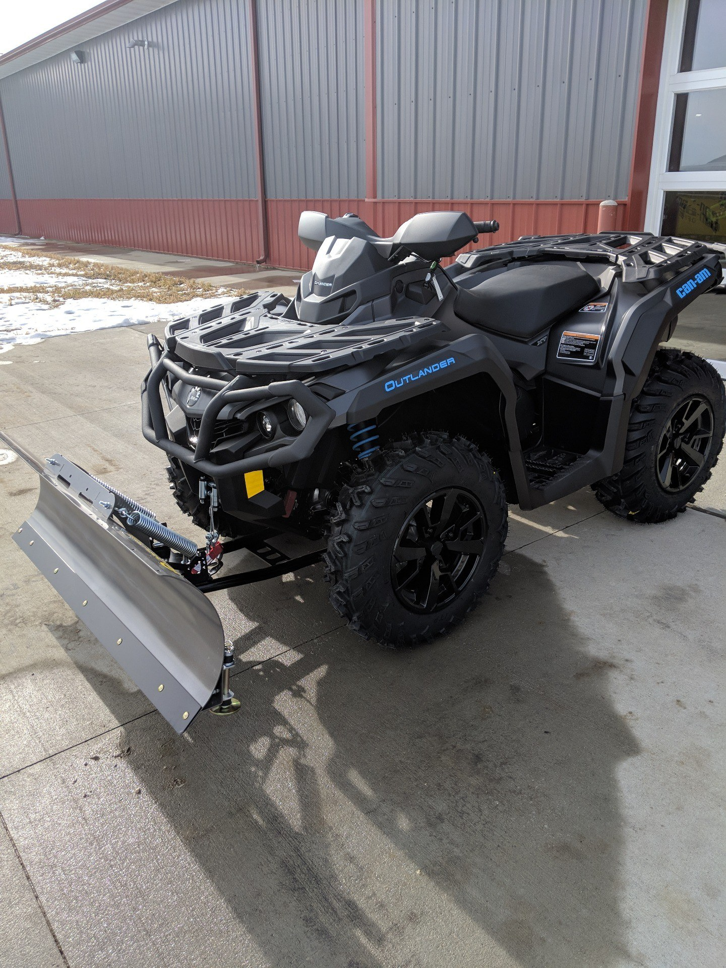 2020 Can-Am Outlander XT 650 in Cedar Falls, Iowa - Photo 3