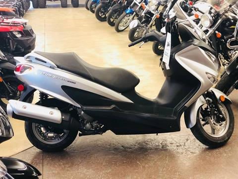 2014 Suzuki Burgman™ 200 ABS in Cedar Falls, Iowa