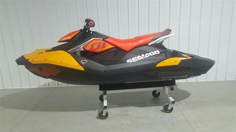 2019 Sea-Doo Spark Trixx 3up iBR in Cedar Falls, Iowa