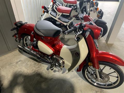 2020 Honda Super Cub C125 ABS in Cedar Falls, Iowa - Photo 3