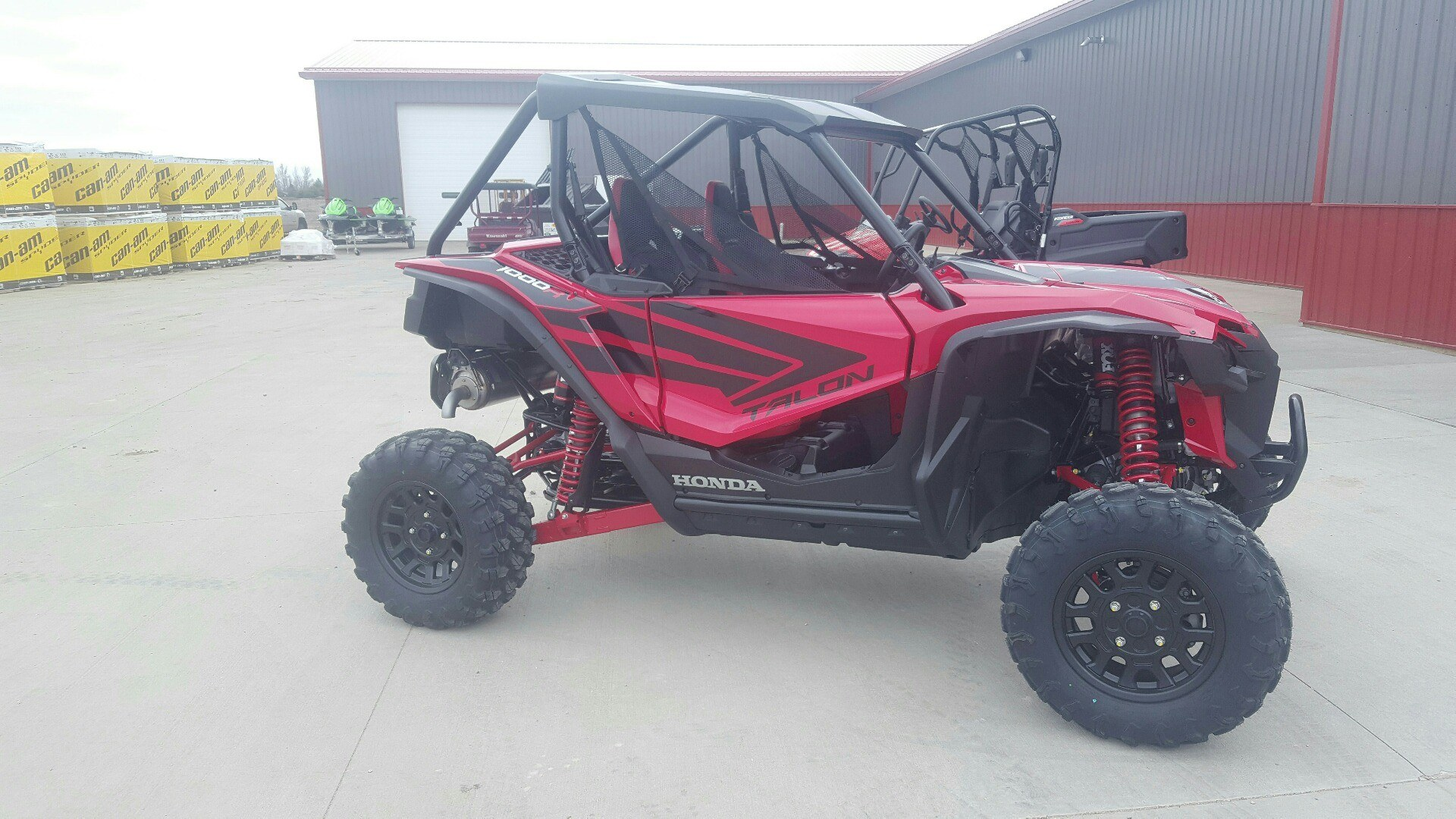 2019 Honda Talon 1000R in Cedar Falls, Iowa - Photo 3