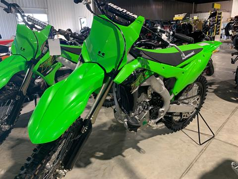 2020 Kawasaki KX 250 in Cedar Falls, Iowa - Photo 1