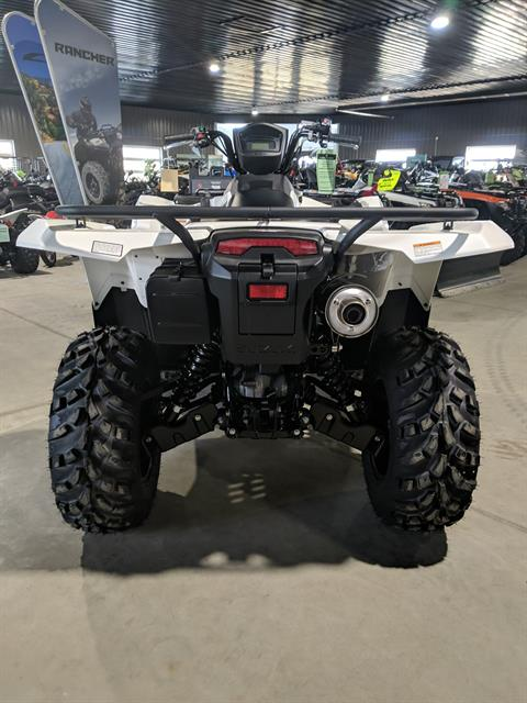2020 Suzuki KingQuad 750AXi Power Steering SE in Cedar Falls, Iowa - Photo 4