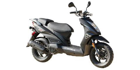 2015 Kymco Super 8 150X in Waterloo, Iowa