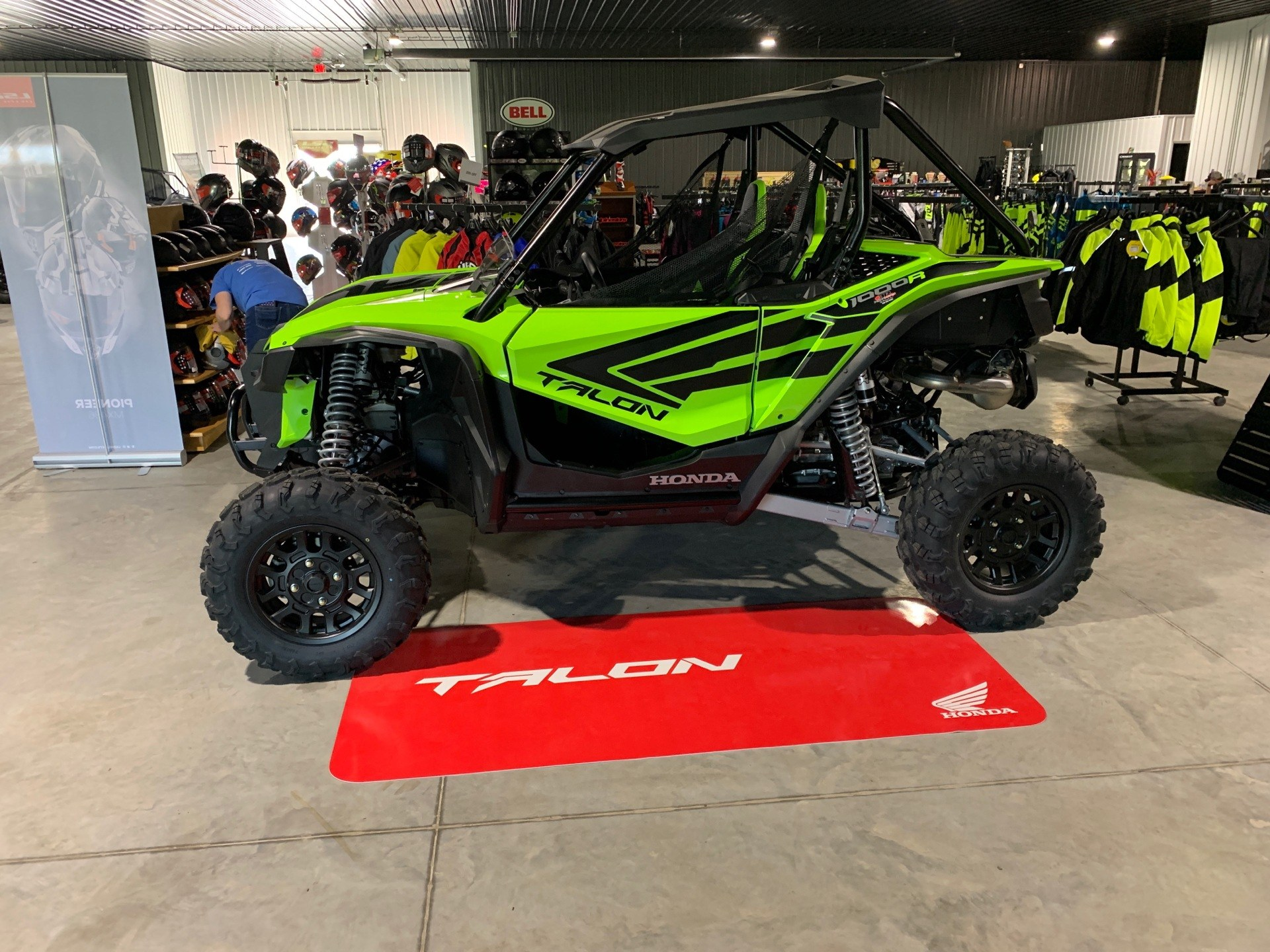 2019 Honda Talon 1000R in Cedar Falls, Iowa - Photo 2