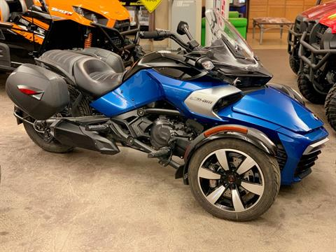 2017 Can-Am Spyder F3-S SE6 in Waterloo, Iowa