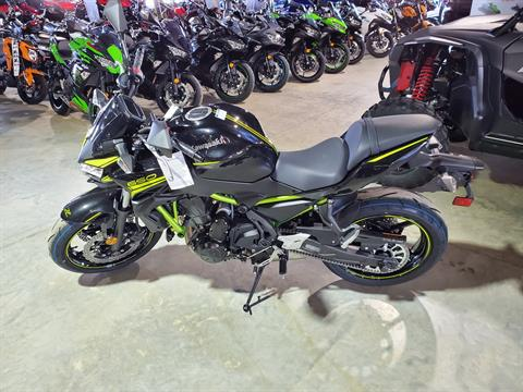 2020 Kawasaki Z650 in Cedar Falls, Iowa - Photo 1