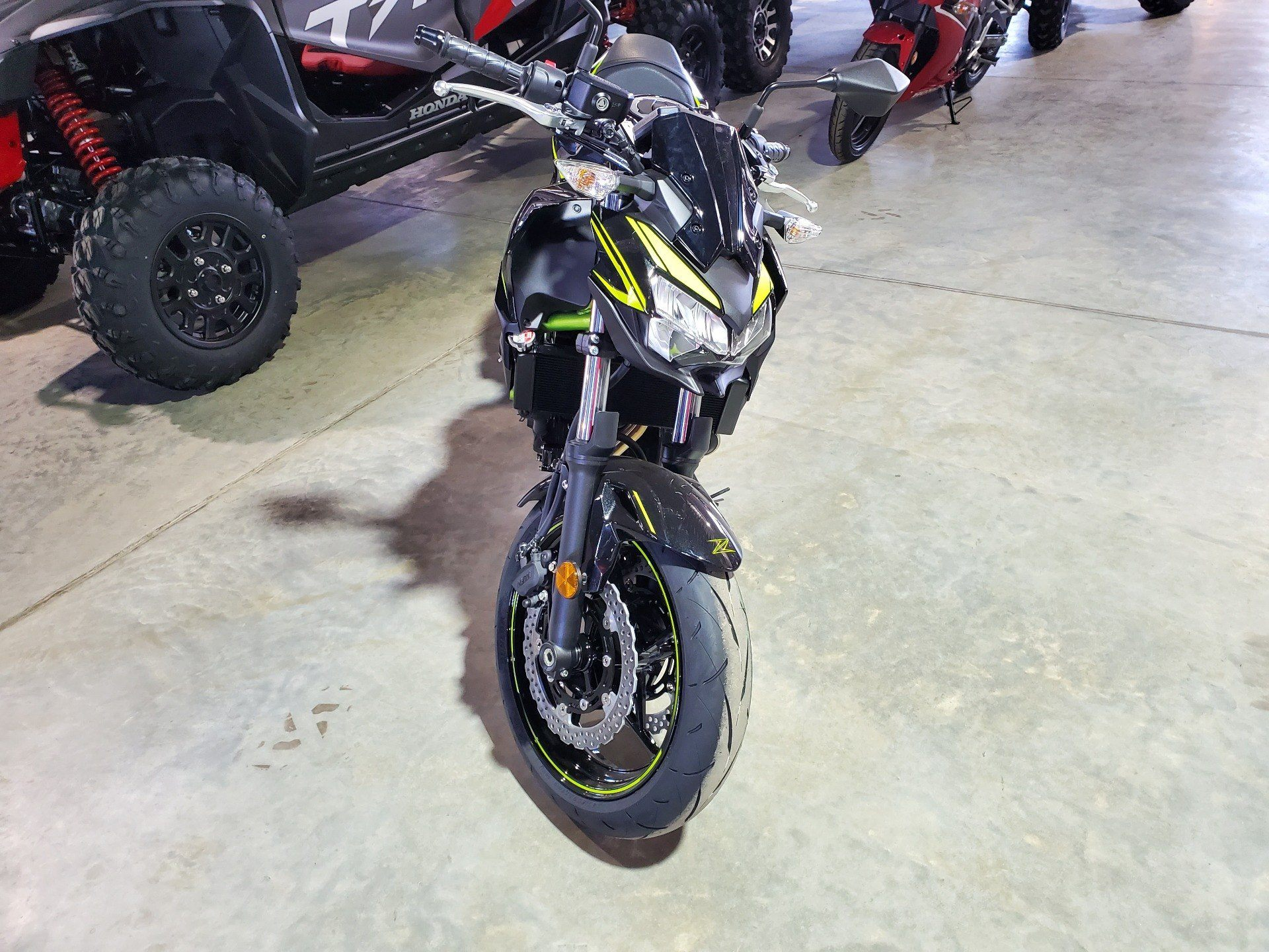 2020 Kawasaki Z650 in Cedar Falls, Iowa - Photo 4