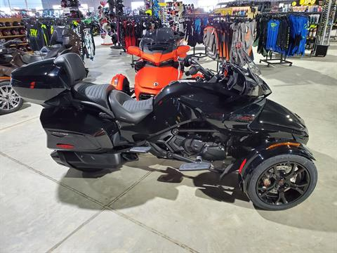 2020 Can-Am Spyder F3 Limited in Cedar Falls, Iowa - Photo 1