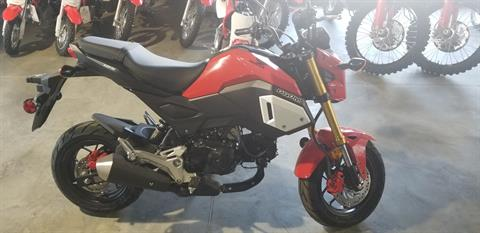 2019 Honda Grom in Cedar Falls, Iowa