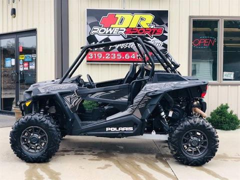 2017 Polaris RZR XP Turbo EPS in Cedar Falls, Iowa