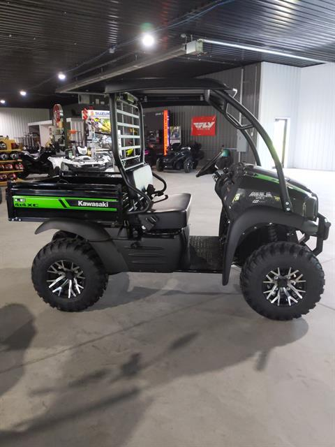 2021 Kawasaki Mule SX 4x4 XC LE FI in Cedar Falls, Iowa - Photo 1