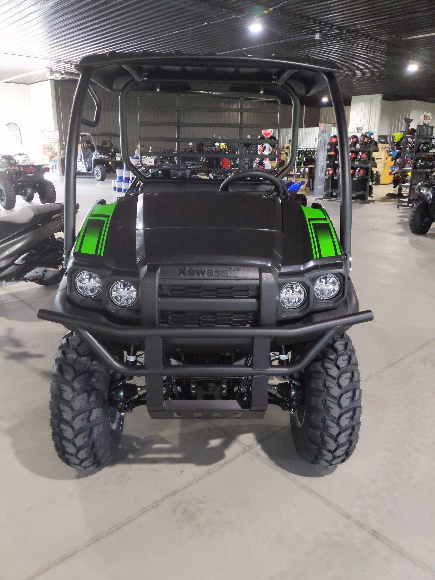 2021 Kawasaki Mule SX 4x4 XC LE FI in Cedar Falls, Iowa - Photo 2