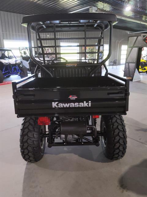 2021 Kawasaki Mule SX 4x4 XC LE FI in Cedar Falls, Iowa - Photo 4