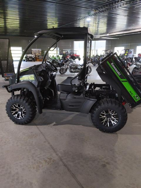 2021 Kawasaki Mule SX 4x4 XC LE FI in Cedar Falls, Iowa - Photo 7