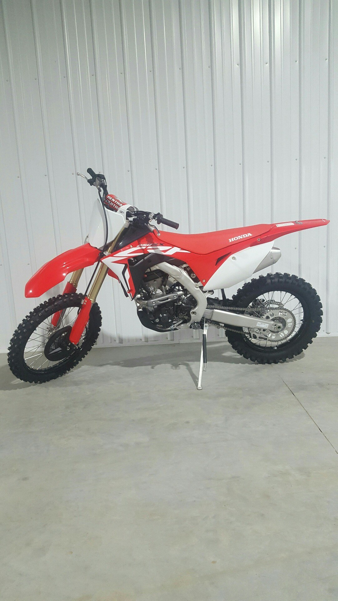 2019 Honda CRF250RX in Cedar Falls, Iowa - Photo 4