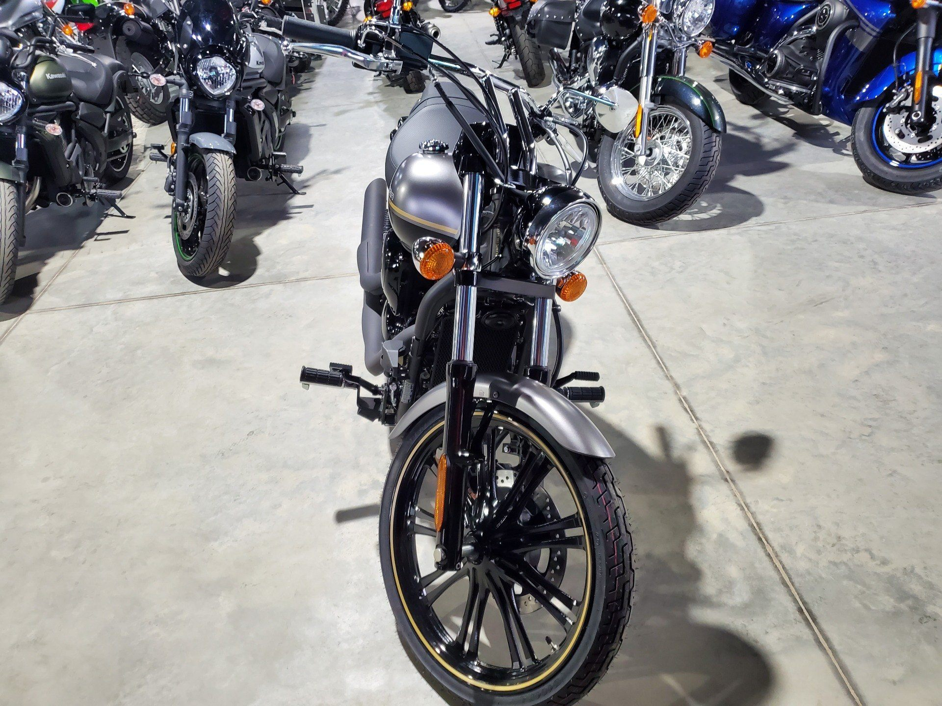 2020 Kawasaki Vulcan 900 Custom in Cedar Falls, Iowa - Photo 4