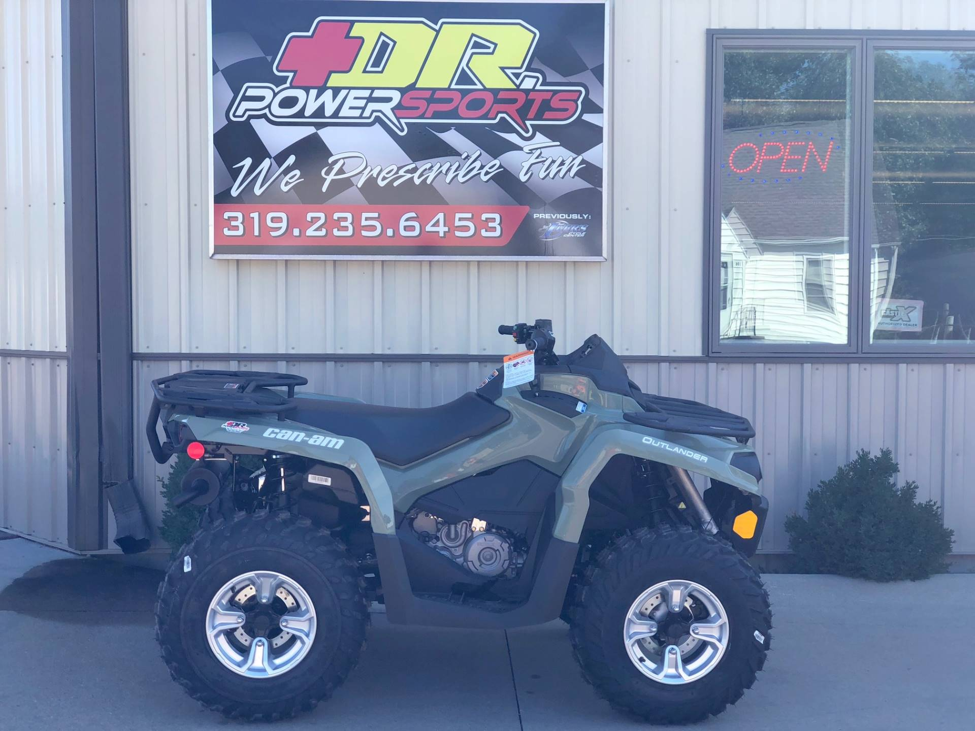 2019 Can-Am Outlander DPS 450 in Cedar Falls, Iowa - Photo 1