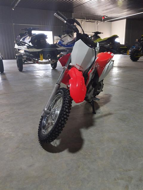 2020 Honda CRF110F in Cedar Falls, Iowa - Photo 2