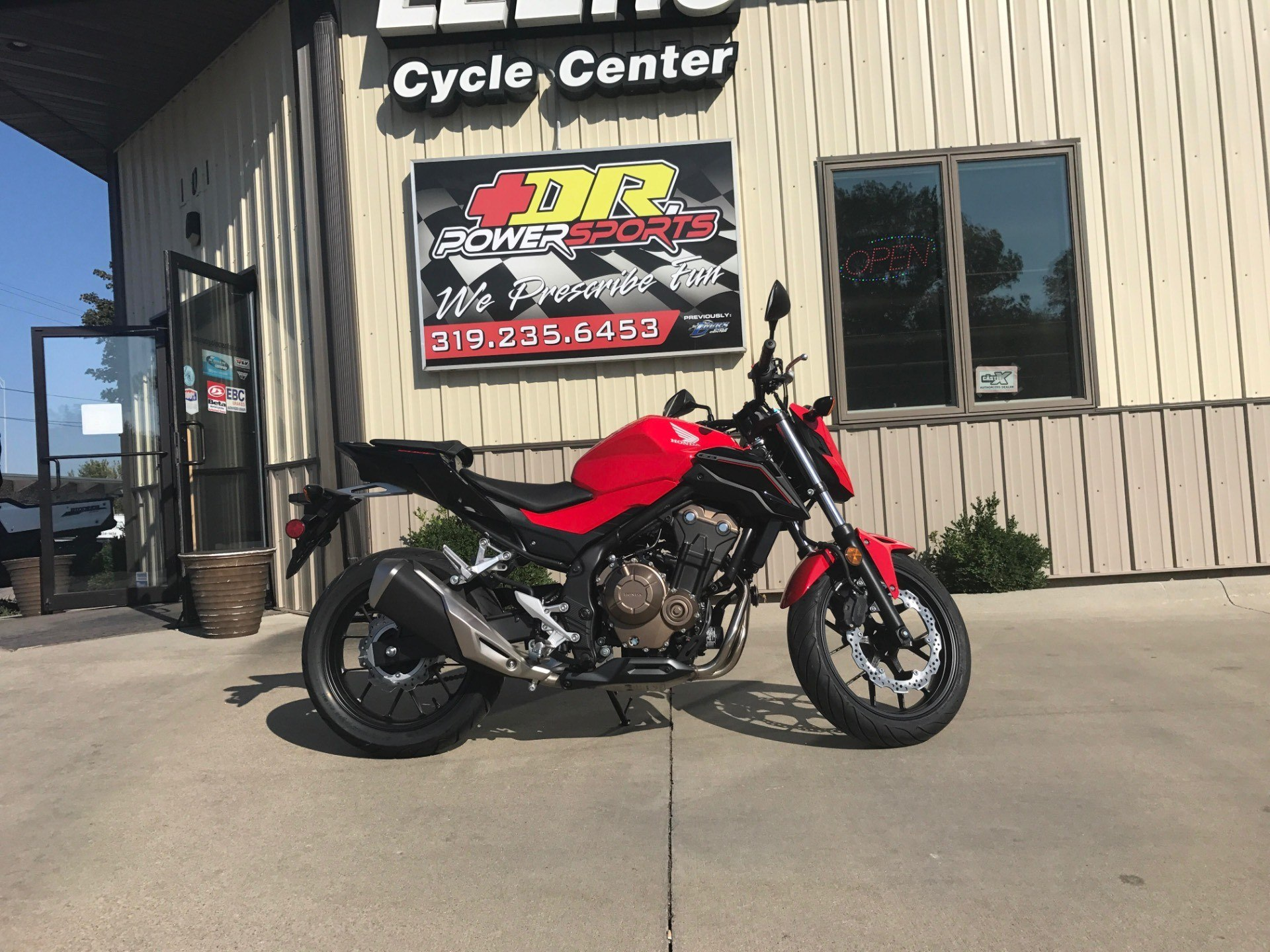 2017 Honda CB500F in Cedar Falls, Iowa - Photo 1