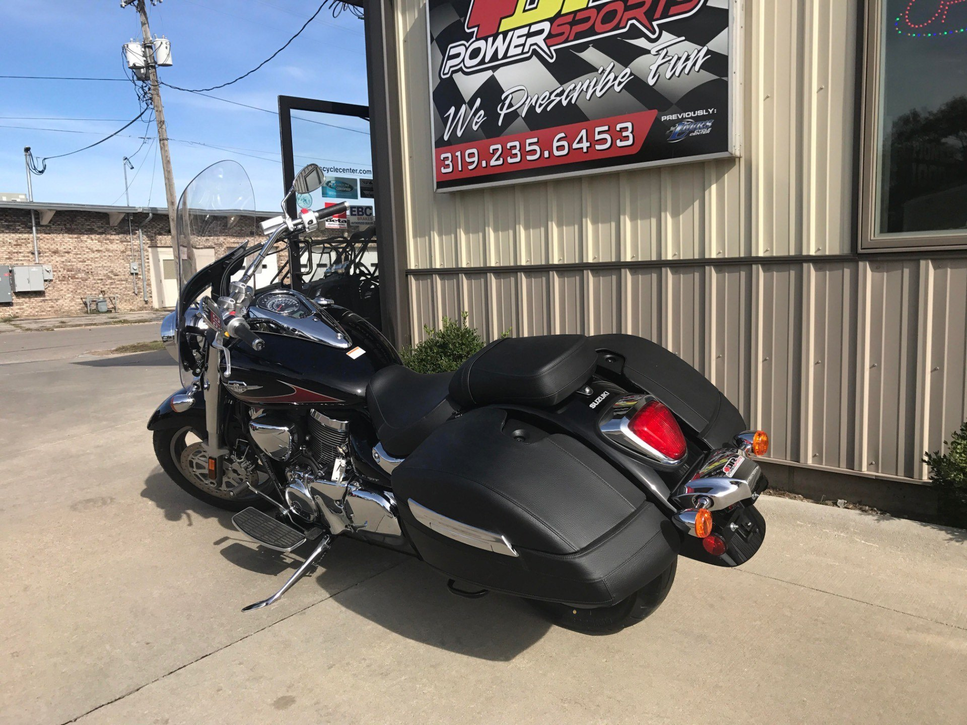 2016 Suzuki Boulevard C90T in Cedar Falls, Iowa - Photo 5